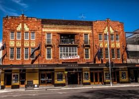 SAL Sydney Constructions - Golden Sheaf Hotel